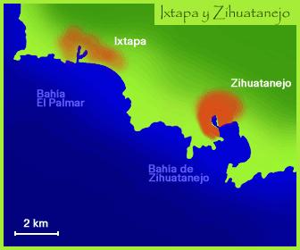 Ixtapa y Zihuatanejo  Guerrero